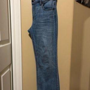 Denim - Light blue flare jeans
